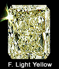 light yellow diamond